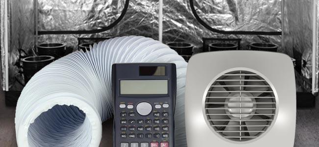 Berekenen Van De Ventilatiebehoefte