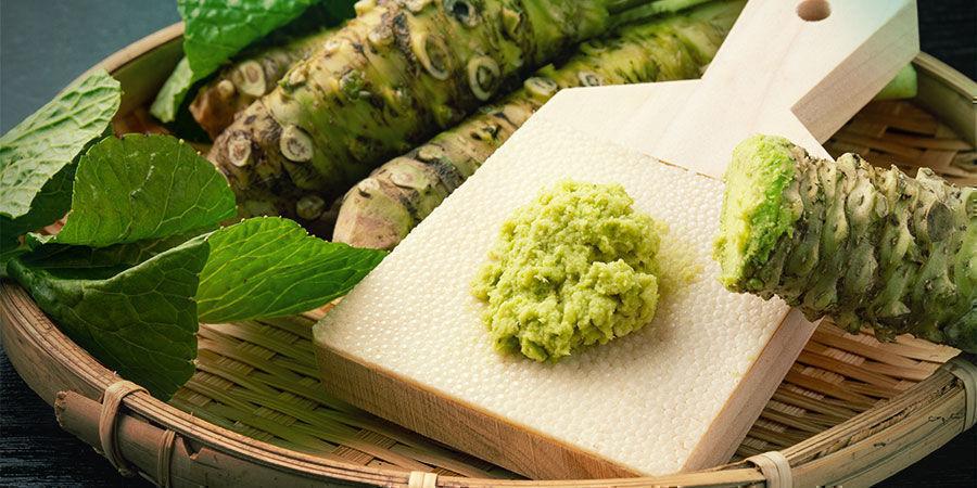 Wasabi – Een misvatting