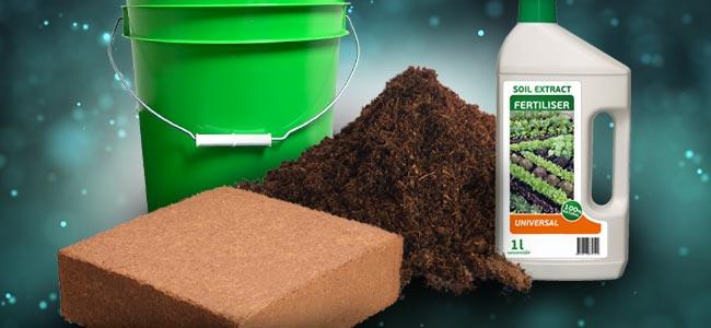 Hoe Gebruik Je Kokosvezel Als Groeimedium In Potten?