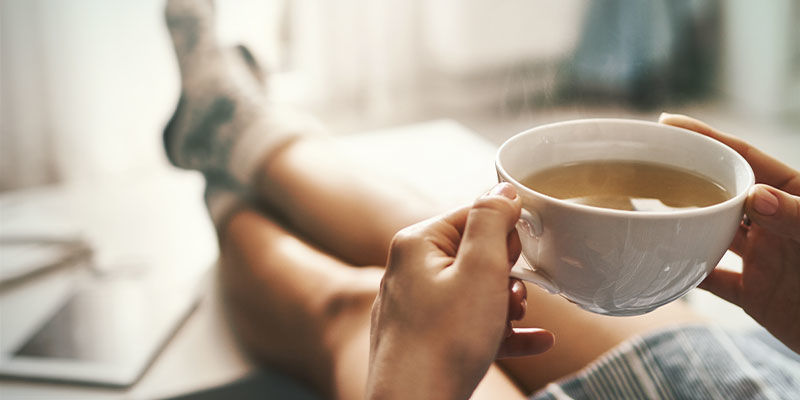 Vermindert mogelijk spanning en bevordert ontspanning