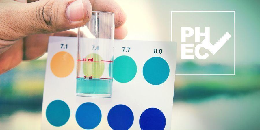 Beste pH- En EC-waarden