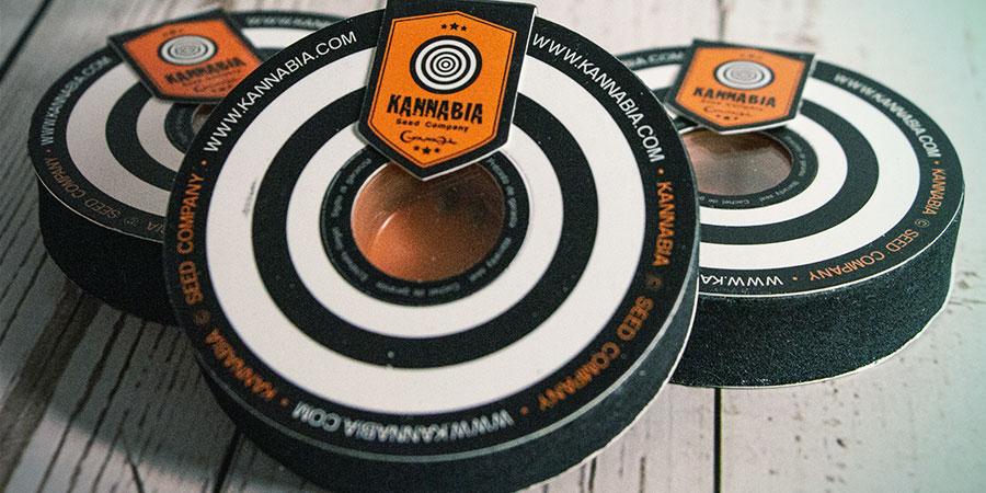 Verpakking Kannabia