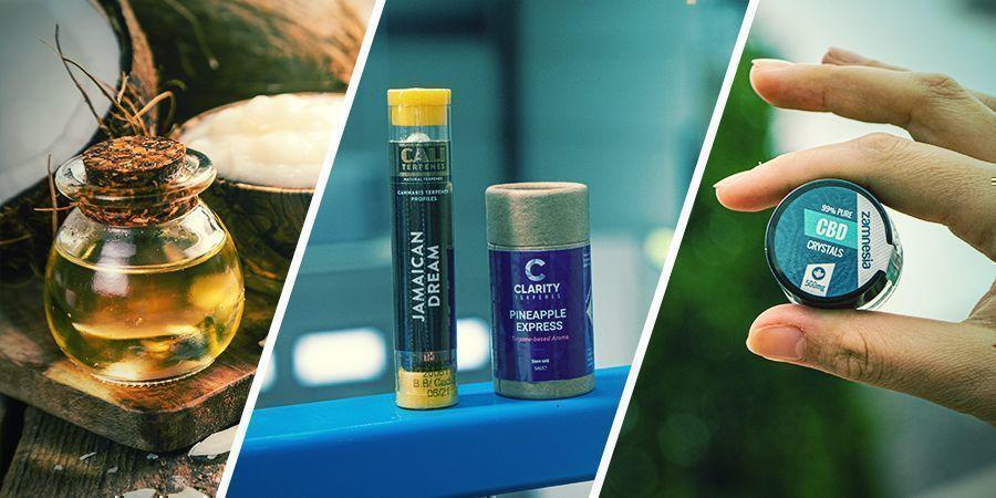 Belangrijkste Ingrediënten In CBD E-liquid