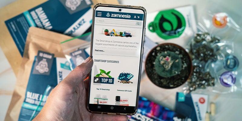 De voordelen van een online smartshop