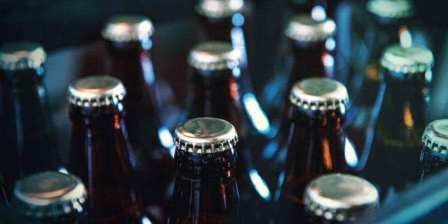 Bottelen van bier