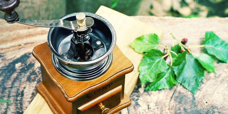 Wiet Vermalen Zonder Grinder: Koffiemolen