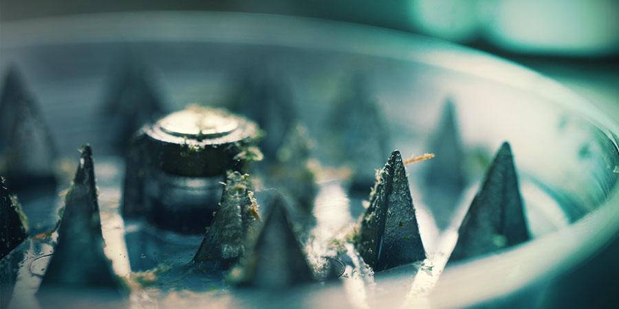 Verschillen In Tanden Van Cannabis Grinders