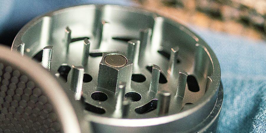 Metalen Wiet Grinder