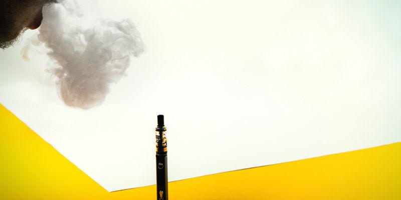 Produceren alle vaporizers grote dampwolken?