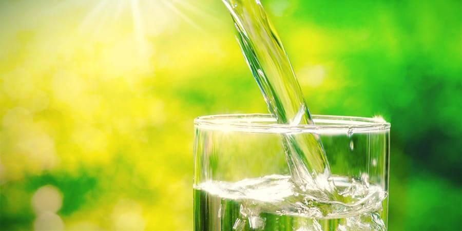 Water: Blijf gehydrateerd