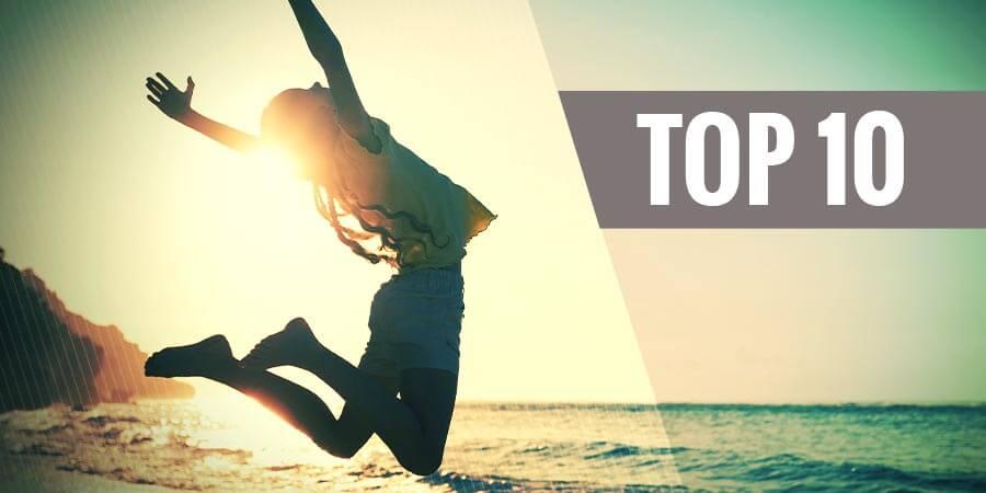 Top 10 Natuurlijke Manieren om Energiek te blijven