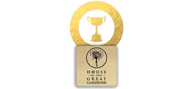Awards House of the Great Gardener