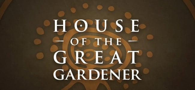 logo house of the great gardener