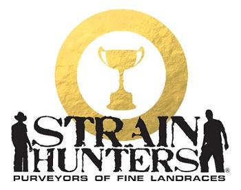 Strain Hunters Awards Logo