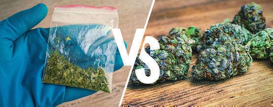 Synthetische Vs. Natuurlijke Cannabinoïden: Wat Is Het Verschil?