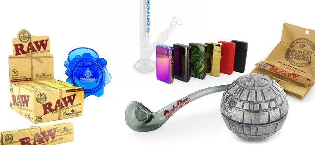 producten van Headshop Zamnesia