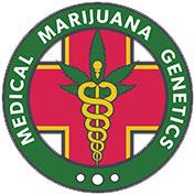 Medical Marijuana Genetics Logo