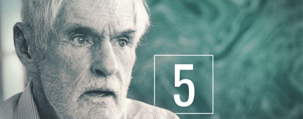 De 5 niveau's van Psychedelische Ervaringen volgens Timothy Leary