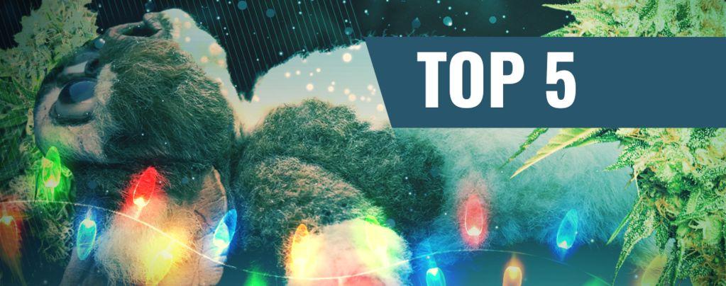De Top 5 Kerstfilms Van 2020 Voor Stoners