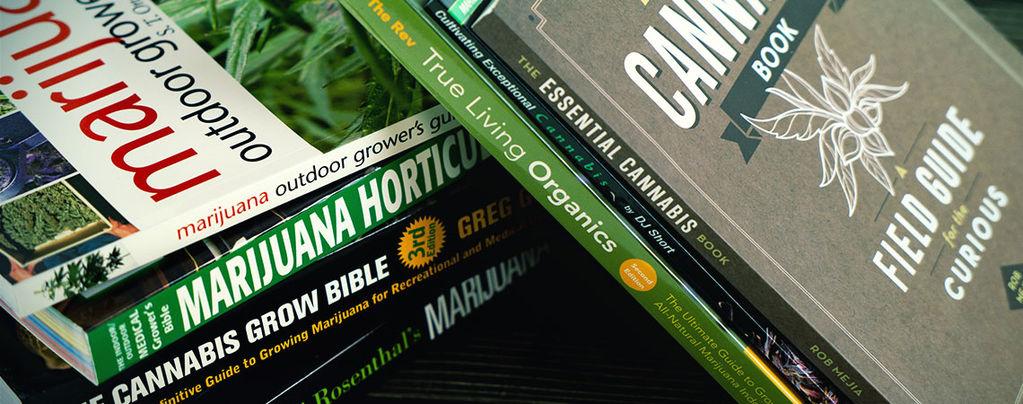 De Top-6 Boeken Over Het Kweken Van Cannabis