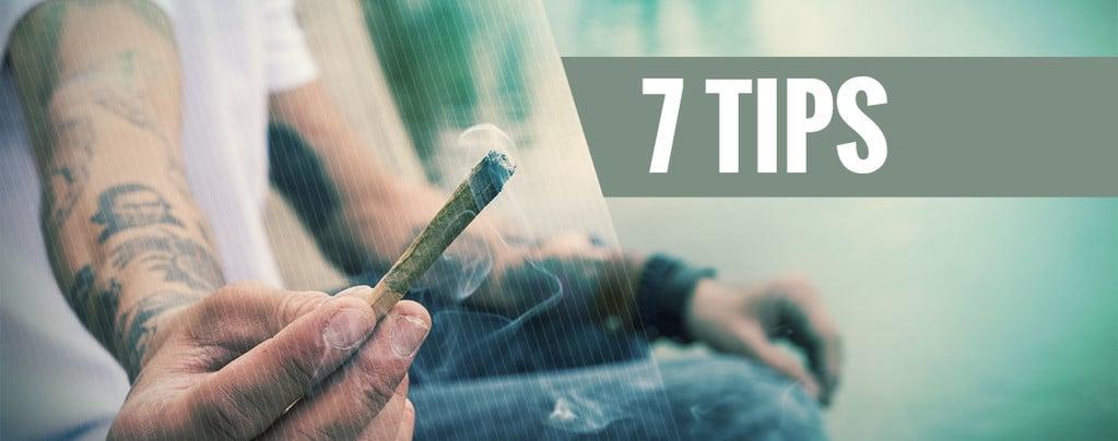 Tips Voor De Eerste Keer Cannabis Roken Zamnesia Blog