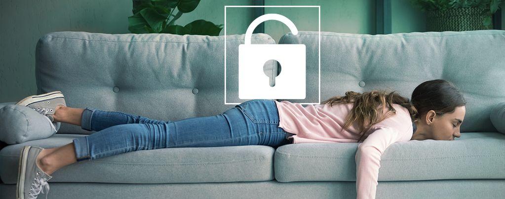 Hoe Voorkom Je Een Cannabis Couch-Lock?