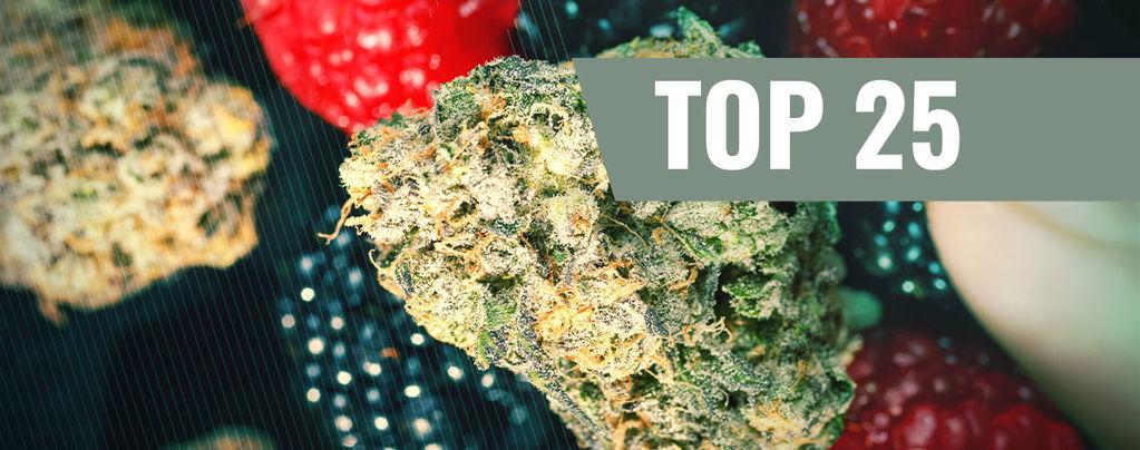 Fruitige Cannabis Soorten