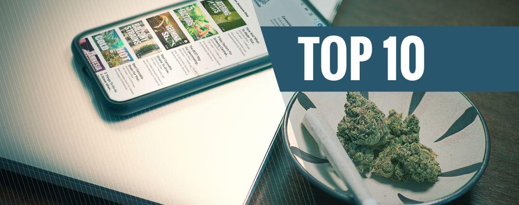 Top 10 YouTube-Kanalen Voor Stoners