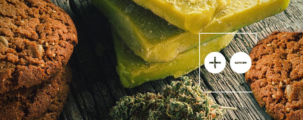 De Voor- En Nadelen Van Cannabis Edibles