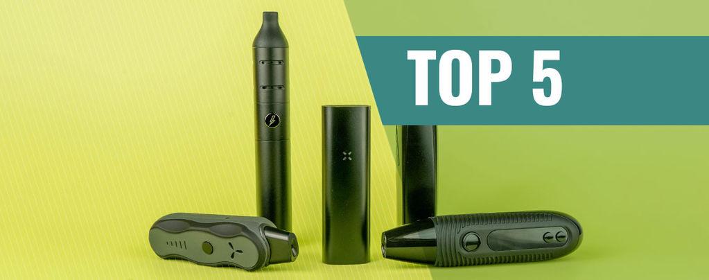 Top 5 Vaporizers Voor Discreet Gebruik