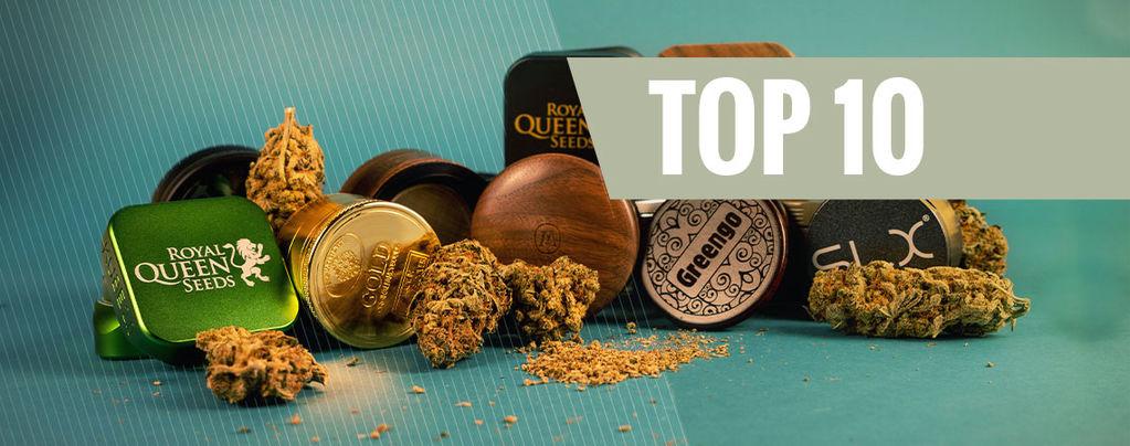 Top 10 Wiet Grinders