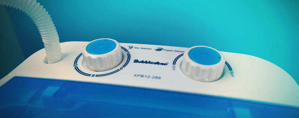Hasj Maken Met De Bubbleator B-Quick