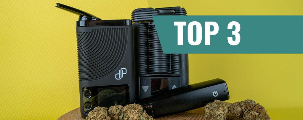 Top 3 Hybride Vaporizers
