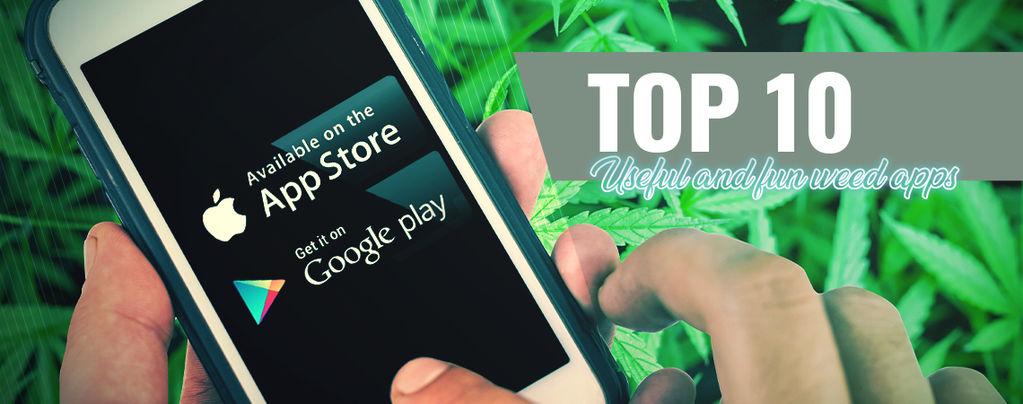Top 5 Stoner Apps voor iPhone en Android