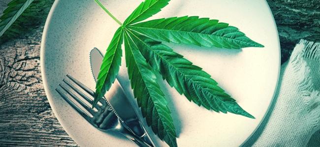 Zijn Onbewerkte Cannabisbladeren Een Superfood?