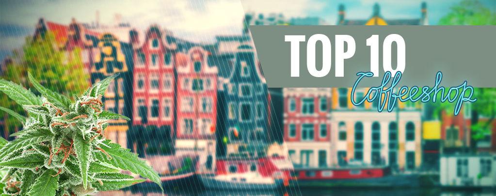 Top 15 Amsterdamse Coffeeshops 2018