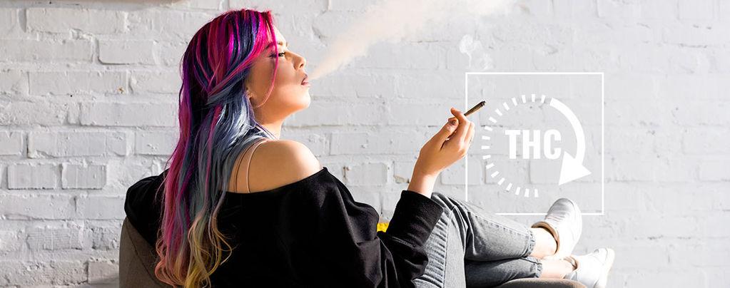 Hoe Lang Blijft THC In Je Systeem?