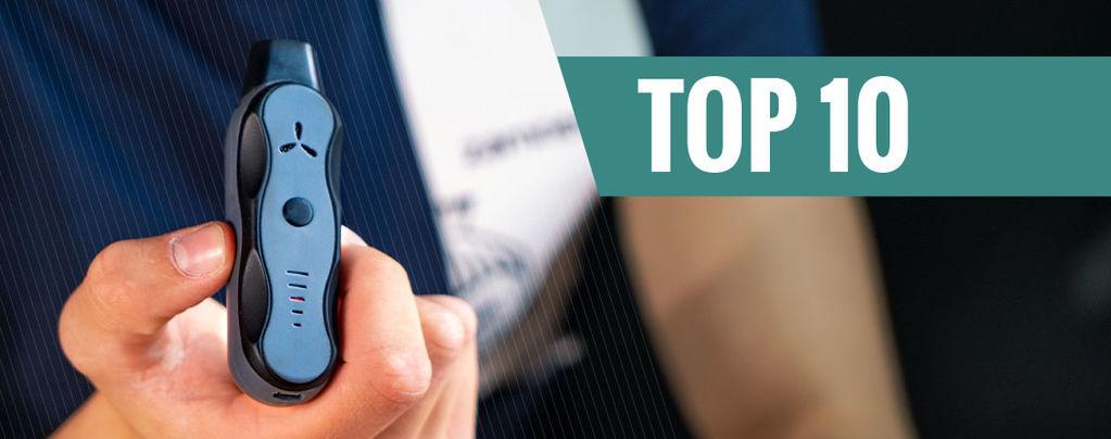 Onze 10 beste vaporizers van 2013