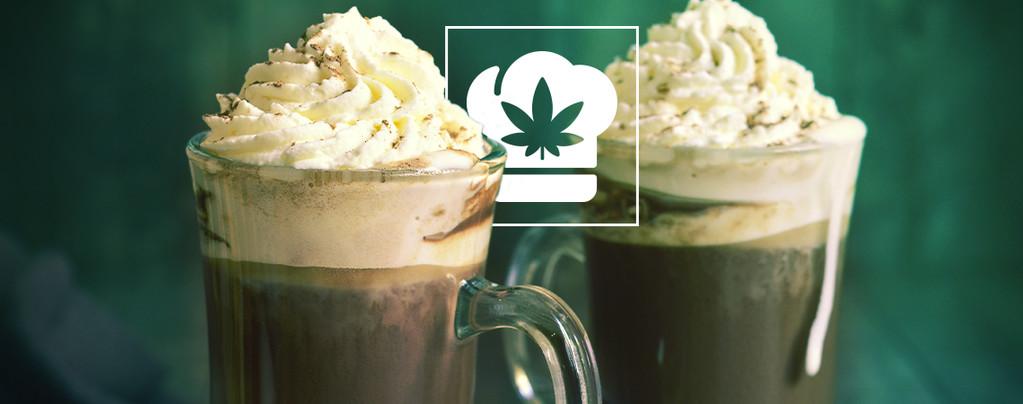Warme Chocolade Met Cannabis