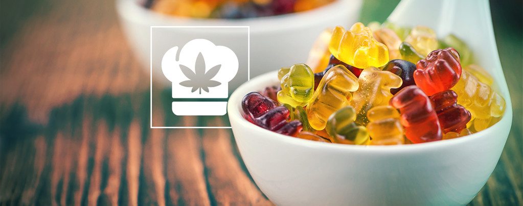 Cannabis Snoep: hoe maak je marihuana gummibeertjes