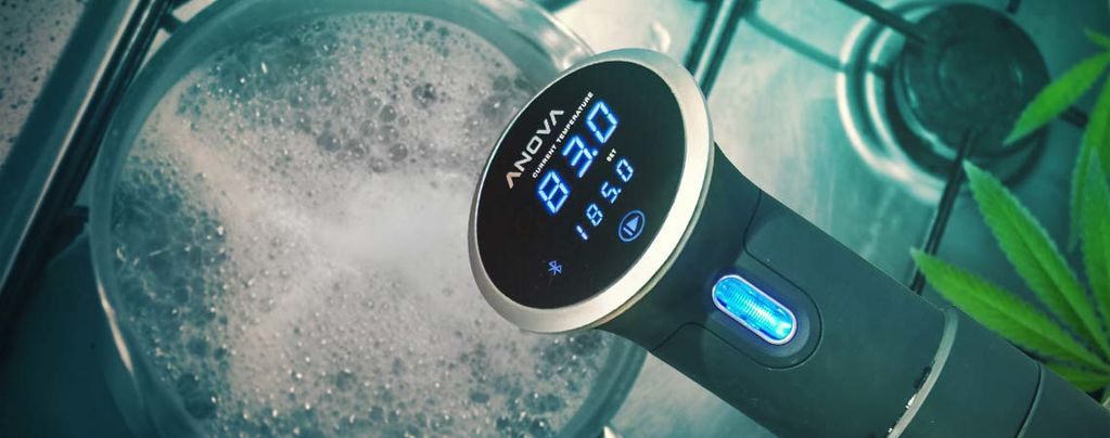 Hoe Decarboxyleer Je Cannabis Sous-Vide?