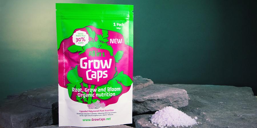 Grow Caps (Alles-In-Eén Voeding)