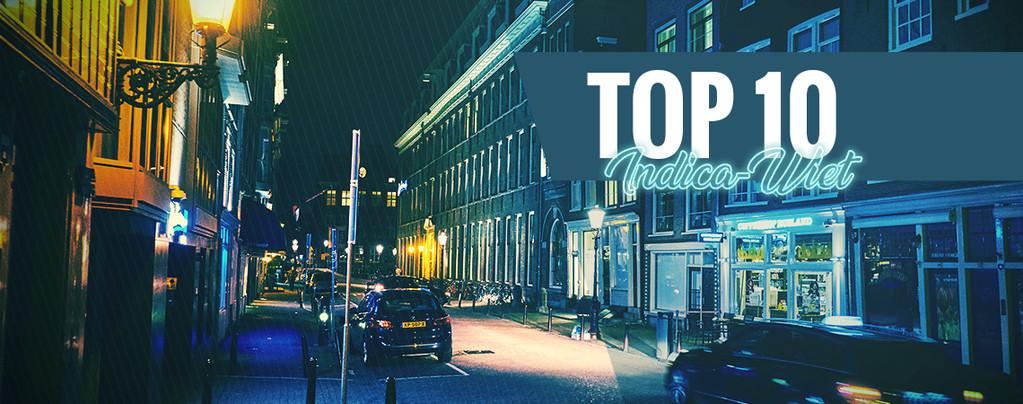 Top 10 Amsterdamse Coffeeshops Voor De Beste Indica-toppen