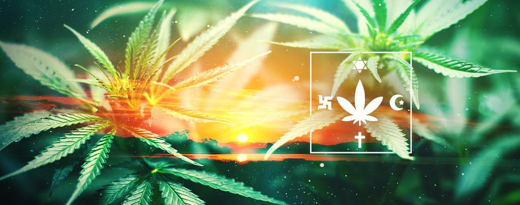 Wereldreligies En Cannabis