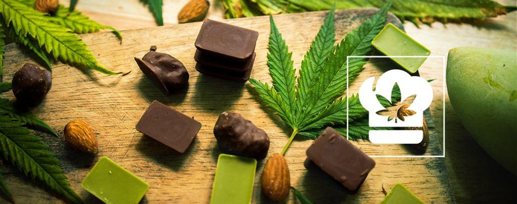 Cannabis Chocolade