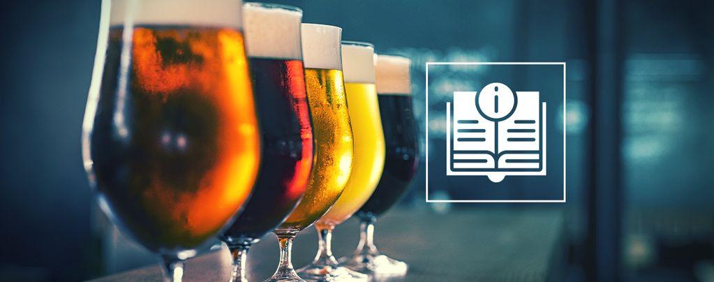 Een Overzicht Van Verschillende Biersoorten