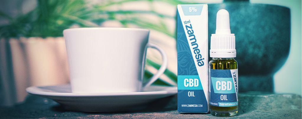 Hoe Combineer Je CBD-Olie Met Koffie?