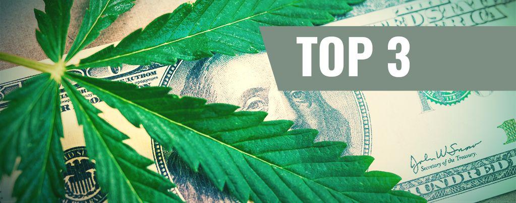 Top 3 Duurste Cannabis Strains