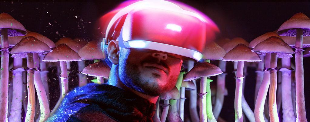 Is VR En Psychedelica Een Goede Combi?