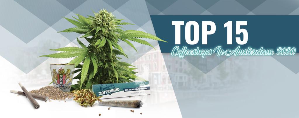 Top 10 Amsterdamse coffeeshops